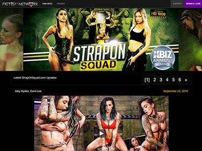 #15 - Strapon Squad<br>(81 / 100)